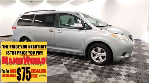 Pre-Owned 2011 Toyota Sienna LE Mobility Auto Access