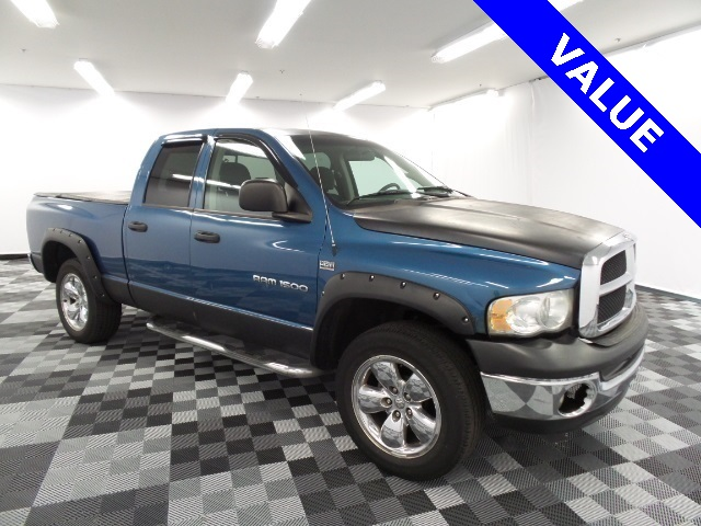 Pre Owned 2004 Dodge Ram 1500 Slt 4d Quad Cab In Long Island City