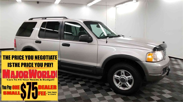 Pre-Owned 2003 Ford Explorer