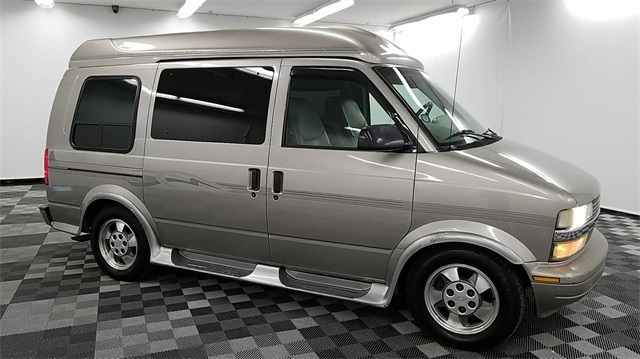 Pre Owned 2003 Chevrolet Astro Lt Passenger Van In Long Island City M38047 Major World