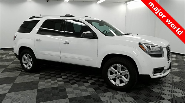 pre owned 2016 gmc acadia sle 1 4d sport utility in long island city 34357 major world. Black Bedroom Furniture Sets. Home Design Ideas