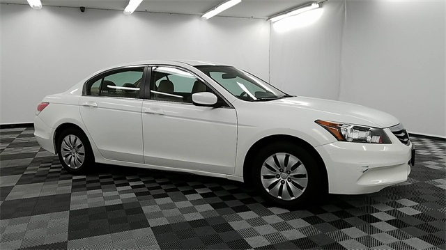 Pre Owned 2012 Honda Accord Lx 4d Sedan In Long Island