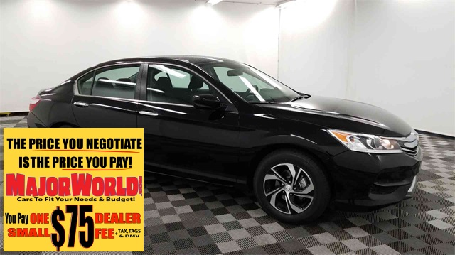 Pre Owned 2017 Honda Accord Lx