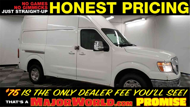 Pre-Owned 2012 Nissan NV2500 HD SV