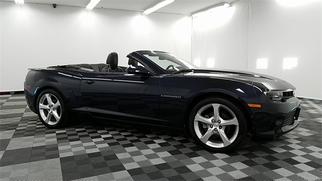 Pre Owned 2015 Chevrolet Camaro 2lt 2d Convertible In Long