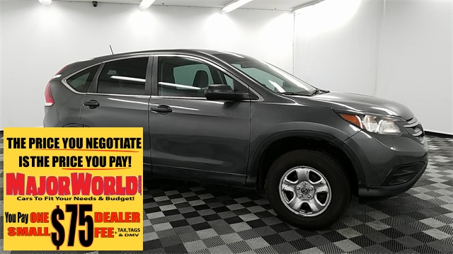 Pre Owned 2014 Honda Cr V Lx 4d Sport Utility In Long Island City