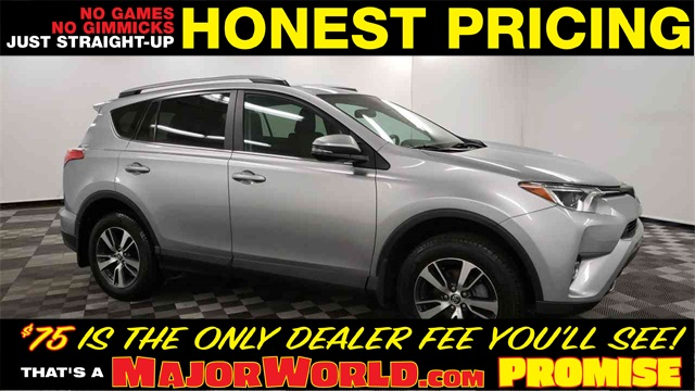 Pre-Owned 2017 Toyota RAV4 XLE