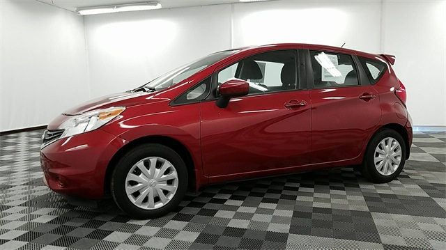 pre owned 2016 nissan versa note s plus 4d hatchback in long island city 36504 major world. Black Bedroom Furniture Sets. Home Design Ideas