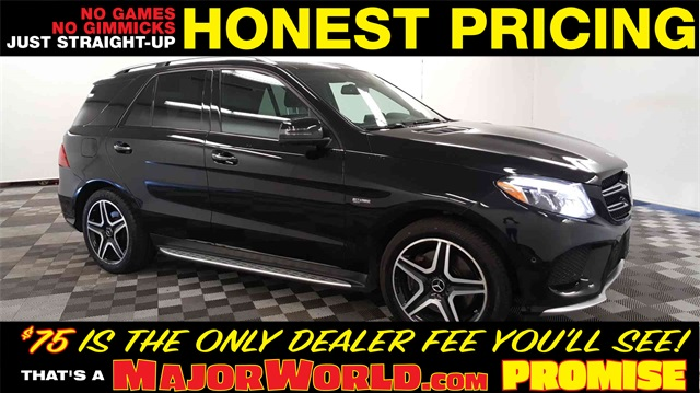 Pre-Owned 2017 Mercedes-Benz GLE GLE 43 AMG®