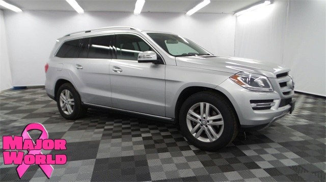 Nice Pre Owned 2014 Mercedes Benz GL Class GL 450