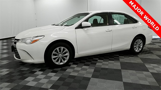 Pre-Owned 2015 Toyota Camry LE 4D Sedan in Long Island City #35579 ...