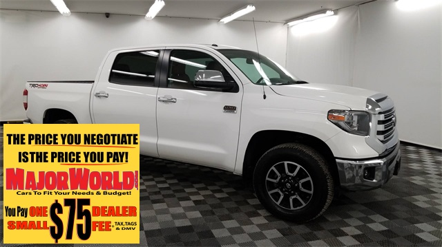 Pre-Owned 2018 Toyota Tundra 1794