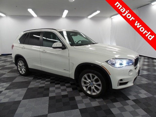 Pre Owned 2016 Bmw X5 Xdrive35i