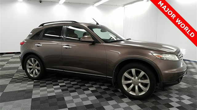 Pre Owned 2003 Infiniti Fx35 Base 4d Sport Utility In Long
