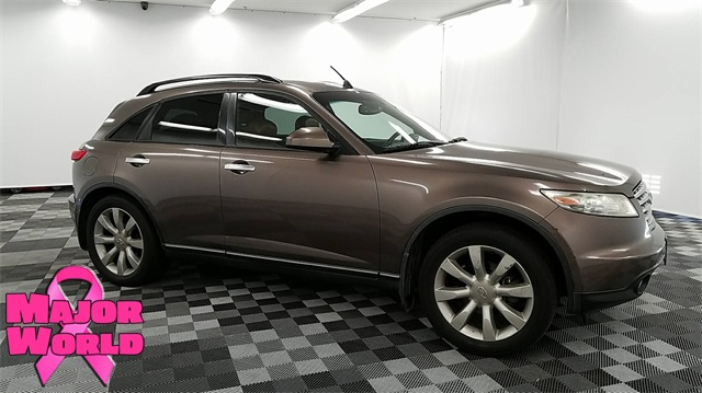 Pre Owned 2003 Infiniti Fx35 Base