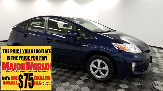 Pre-Owned 2015 Toyota Prius One