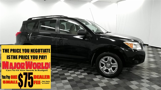 Used Toyota Rav4 For Sale >> Pre Owned 2008 Toyota Rav4 Base 4d Sport Utility In Long Island City