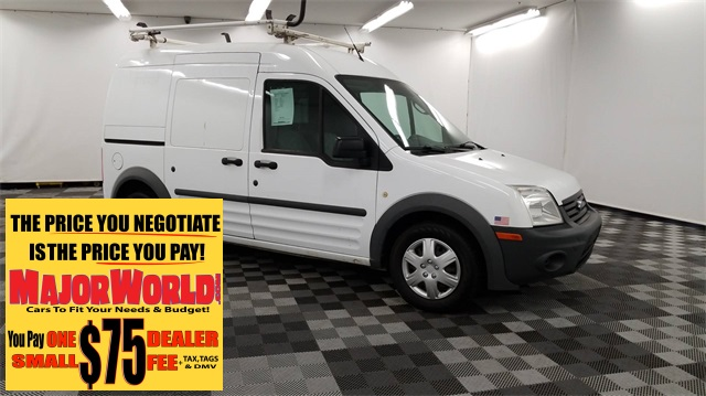 Pre-Owned 2012 Ford Transit Connect XL