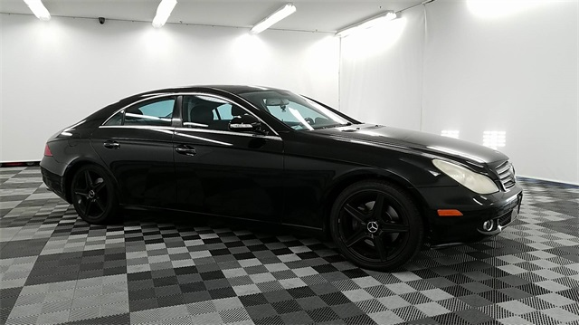 Pre Owned 2006 Mercedes Benz Cls Cls 500 Coupe In Long
