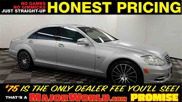 Pre-Owned 2012 Mercedes-Benz S-Class S 350