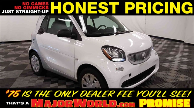 Pre-Owned 2017 smart Fortwo Pure