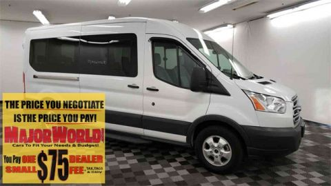 Pre-Owned 2018 Ford Transit-350 XLT
