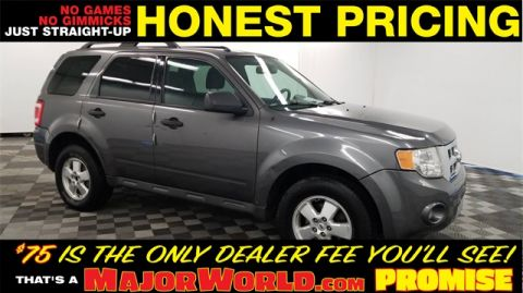 Pre-Owned 2011 Ford Escape XLT