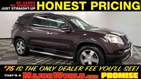 Pre-Owned 2009 GMC Acadia SLT-1