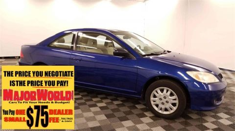 Pre-Owned 2005 Honda Civic