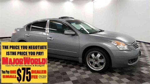 Pre-Owned 2008 Nissan Altima 2.5