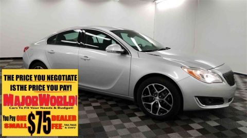 Pre-Owned 2017 Buick Regal Turbo