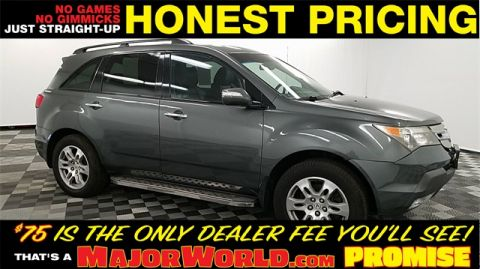 Pre-Owned 2007 Acura MDX 3.7L