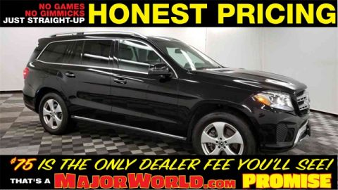 Pre-Owned 2018 Mercedes-Benz GLS GLS 450