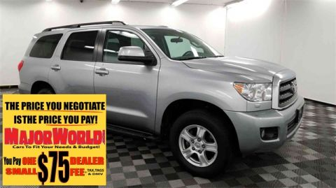 Pre-Owned 2017 Toyota Sequoia SR5