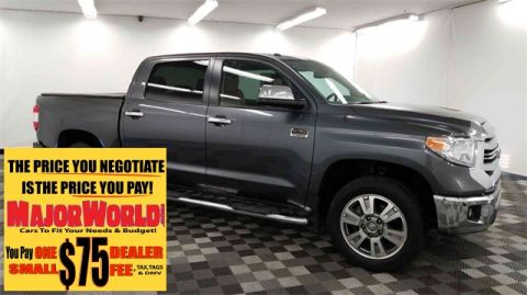 Pre-Owned 2017 Toyota Tundra 1794