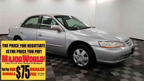 Pre-Owned 2001 Honda Accord LX