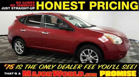 Pre-Owned 2008 Nissan Rogue S