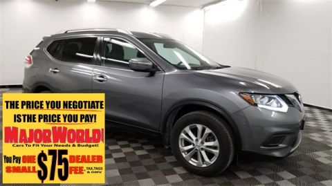 Pre-Owned 2016 Nissan Rogue SV