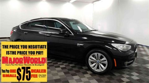 Pre-Owned 2011 BMW 5 Series 535i xDrive Gran Turismo